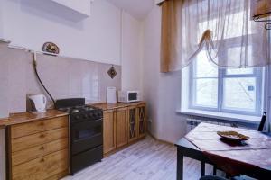 Кухня или мини-кухня в СТН Апартаменты на канале Грибоедова
