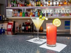 Bebidas en Connect Hotel Arlanda