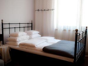 Кровать или кровати в номере Apartament Bea