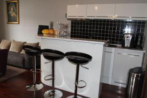 A kitchen or kitchenette at Rynek 20
