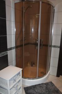 A bathroom at Rynek 20