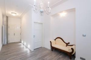A seating area at Wenceslas Square / Main Station - NEW STUDIO*****