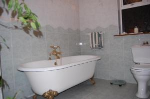 A bathroom at Acorn House B&B