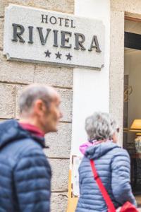 As crianças hospedadas em Hotel Riviera