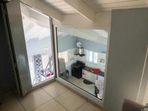 A cozinha ou cozinha compacta de Villa Cheli