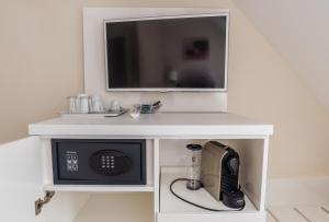 TV/Unterhaltungsangebot in der Unterkunft Remise Thurn
