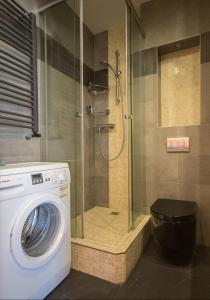 Łazienka w obiekcie Metro Kabaty Studio