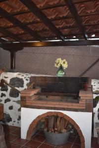 Barbacoa disponible para clientes en la casa o chalet