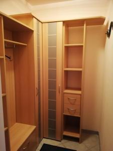 TV a/nebo společenská místnost v ubytování Liesingbachstraße 151/5 Ferienwohnung