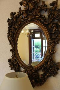 A bathroom at Hotel Insurgente Allende