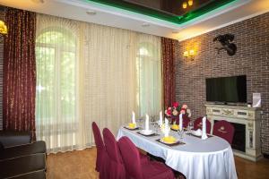 Ресторан / где поесть в Budget Hotel Victoriya
