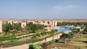 A view of the pool at Marrakech Ryads Parc All inclusive or nearby