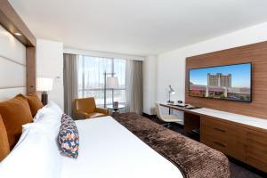 En tv och/eller ett underhållningssystem på Palace Station Hotel & Casino