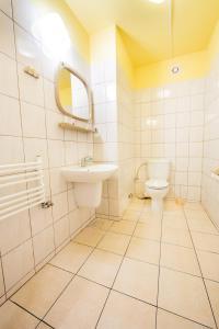 Ванная комната в Hotel Wald