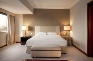 ハイアット リージェンシー ビシュケクにあるベッド