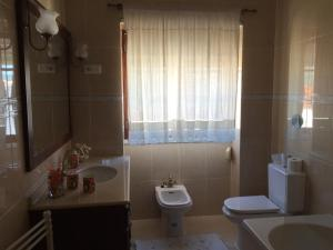 A bathroom at My Mother`s House