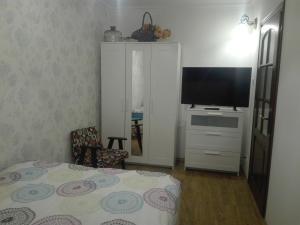 Łóżko lub łóżka w pokoju w obiekcie Apartament Śródmieście
