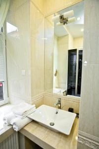 Ванная комната в Бутик Отель Ленинград