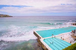 A view of the pool at EIGHT TWO NINE TWO V: BONDI BEACH or nearby