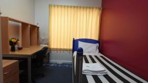 Кровать или кровати в номере Hostel 109 Flashpackers