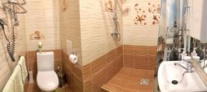 Ванная комната в Гостевой дом Милена