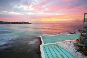 A view of the pool at EIGHT TWO NINE TWO III: BONDI BEACH or nearby