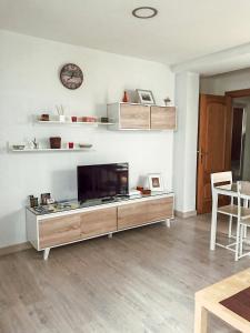 Una cocina o zona de cocina en Estudio Inora
