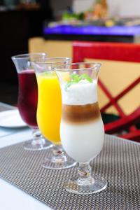 المشروبات في Howard Johnson Huaihai Hotel