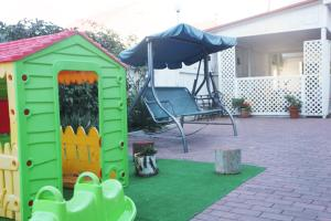 Children's play area at Ten Stars