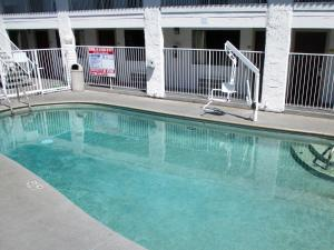 The swimming pool at or near Motel 6-Fresno, CA