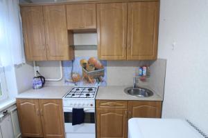 Кухня или мини-кухня в Квартира на Орехово