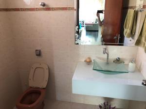 Un baño de Casa Villa das Palmeiras