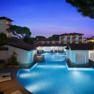 The swimming pool at or near Paloma Grida Resort & Spa