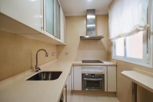 Una cocina o zona de cocina en Apartamento centro Gran Poder