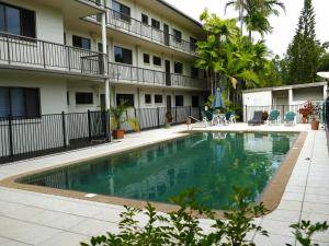 The swimming pool at or near Golden Cane @ Castaways