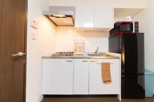 Küche/Küchenzeile in der Unterkunft Gion Minami House