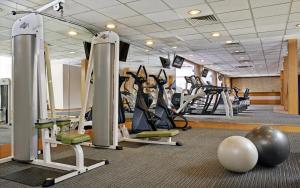 吉隆坡協和酒店健身房和/或健身器材