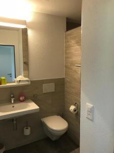 Ein Badezimmer in der Unterkunft Bed & Breakfast Oasee