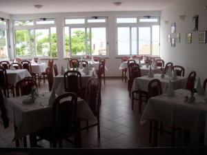 Restoran ili neka druga zalogajnica u objektu Aparthotel Buratovic