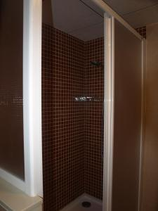 Un baño de Apartaments Geminis