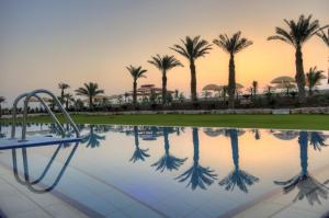 The swimming pool at or close to Herods Dead Sea – A Premium Collection by Fattal Hotels