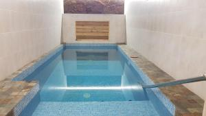 The swimming pool at or near Hotel on Molodezhnaya 5/1