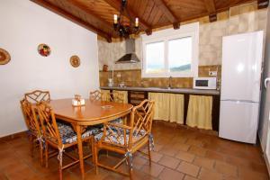 Una cocina o zona de cocina en CASA el GASTRONOMO