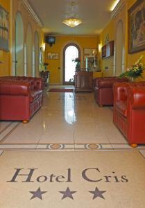 Hall o reception di Hotel Cris