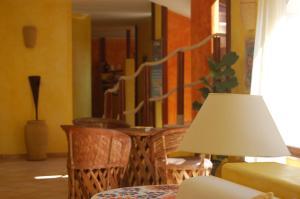 Area soggiorno di El Mosaico Del Sol