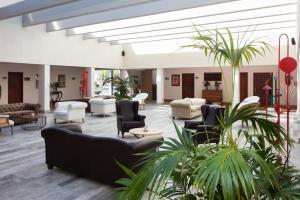 The lobby or reception area at Hotel el Mirador de Fuerteventura