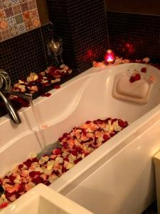 Ванная комната в Penthouse Belgorod