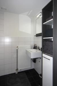 Een badkamer bij Overtoom 60, Papendrecht