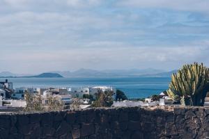 Een algemene foto of uitzicht op zee vanuit het hotel