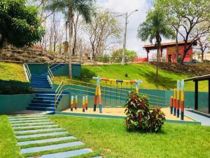 Parquinho infantil em Pousada Cachoeiras do Itapecuru